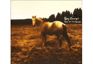 Boy Omega - Hope On The Horizon - (CD)