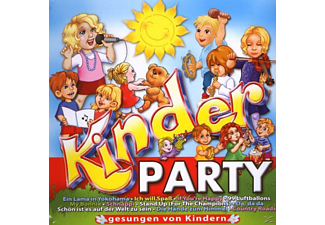 VARIOUS - Kinderparty Zum Mitsingen - (CD)