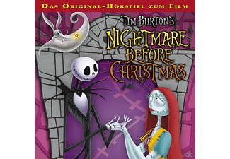 Walt Disney - Nightmare Before Christmas - (CD)