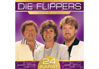 Die Flippers - 24 Karat-Limited Edition - (CD)
