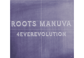 Roots Manuva - 4everevolution [CD]