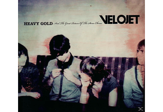 Velojet - Heavy Gold - (CD)