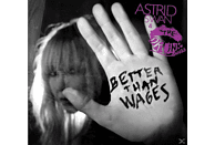 Astrid & The Drunk Lovers Swan - Better Than Wages [CD]