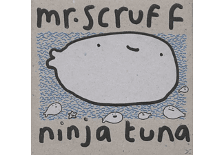 Mr. Scruff, MR.SCRUFF - Ninja Tuna - (CD)