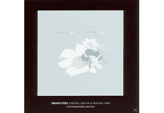 Bright Eyes - DIGITAL ASH IN A DIGITAL URN - (CD)