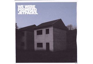 We Were Promised Jetpacks - These Four Walls - (CD)
