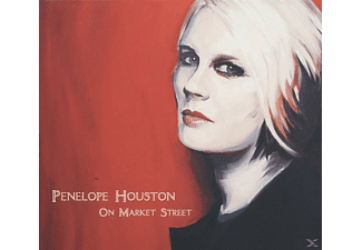 Penelope Houston - On Market Street - (CD)