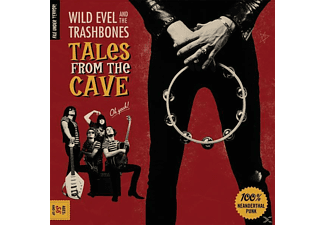 Wild Evel & The Trashbones - Tales From The Cave (Lim.Ed.+Poster) - (Vinyl)
