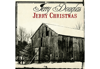 Jerry Douglas - Jerry Christmas - (CD)