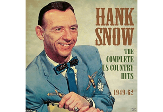 Hank Snow - The Complete US Country Hits 1949-62 - (CD)