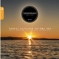 Sahara,Graham/Bye,Jason - Savannah Ibiza-Sunset Sessions Volume One [CD]