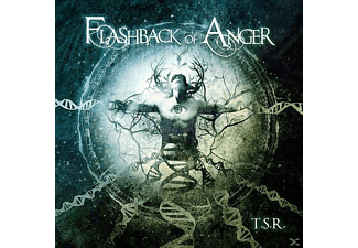 Flashback Of Anger - Terminate And Stay Resident (T.S.R.) - (CD)