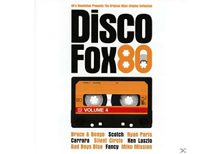 VARIOUS - Disco Fox 80 Vol.4-The Orig - (CD)