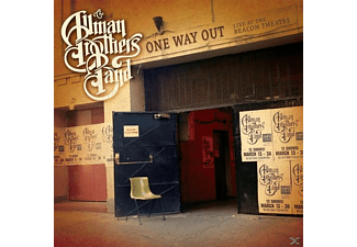 The Allman Brothers Band - One Way Out - (CD)