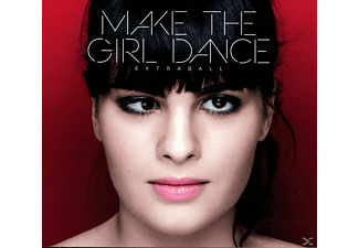 Make The Girl Dance - Extraball [CD]