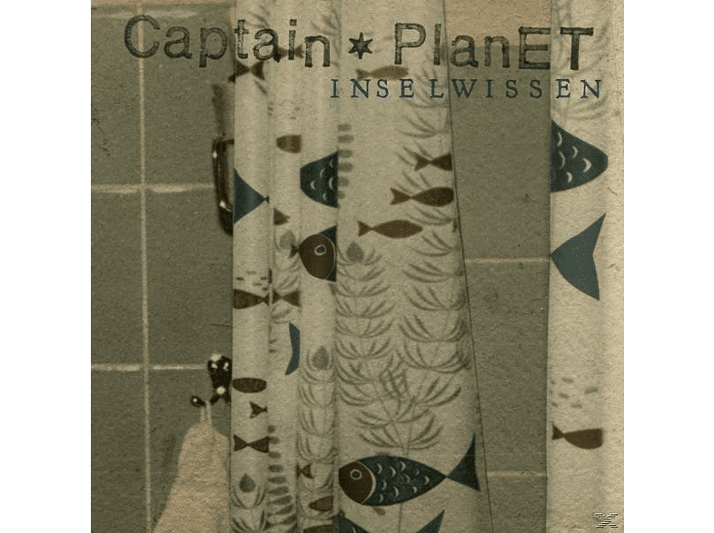 Captain Planet - Inselwissen (Remastered) [LP + Download]