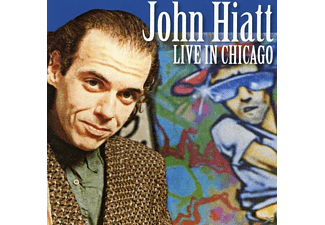 John Hiatt - Live In Chicago - (CD)
