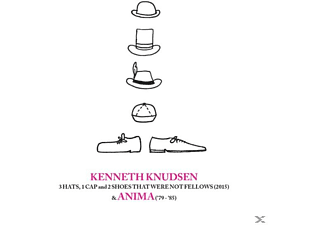 Kenneth Knudsen - 3 Hats, 1 Cap And 2 Shoes That Were Not Fellows - (CD)