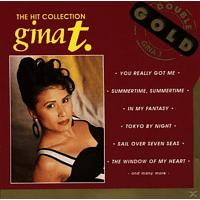 Gina T. - The Hit Collection [CD]