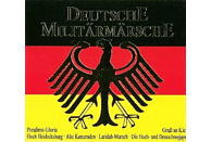 VARIOUS - DEUTSCHE MILITARMARSCHE [CD]