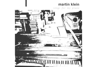 Martin Klein - Songs For My Piano - (CD)