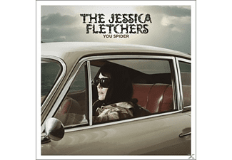 The Jessica Fletchers - You Spider - (CD)