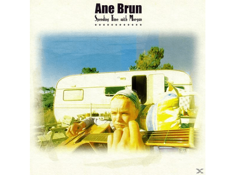 Brun Ane - Spending Time With Morgan [CD]