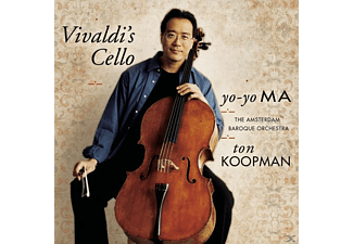 Yo-Yo Ma - Vivaldi's Cello - (CD)