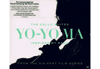 Yo - Inspired By Bach: The Cello Suites - (CD)