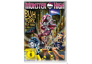 Monster High - Buh York, Buh York [DVD]