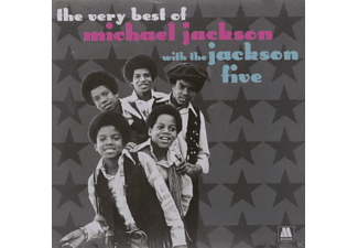 Michael Jackson with The Jackson Five - The Very Best Of CD