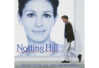 VARIOUS - NOTTING HILL - (CD)