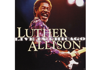 Luther Allison - Live In Chicago - (CD)