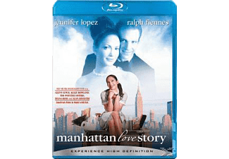 Manhattan Love Story - (Blu-ray)