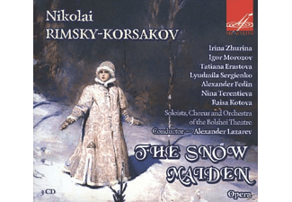 VARIOUS - The Snow Maiden - (CD)