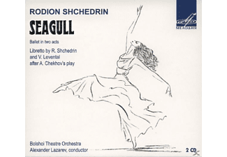 The Bolshoi Theatre Orchestra - Seagull - (CD)