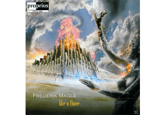 Frederik Magle - Like A Flame - (CD)