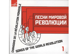 VARIOUS - Songs of the World Revolution Vol.1 - (CD)