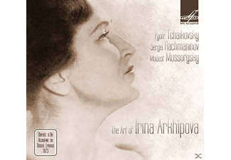 Irina Arkhipova - The art of Irina Arkhipova - (CD)