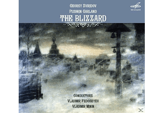 Vladimir Fedo The Moscow Radio Symphony Orchestra - Blizzard,The/Pushkin Garland - (CD)