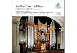 Antun Poljanich, Auckland Youth Symphony Orchestra, Graduate Choir New Zealand, John Wells - Eröffnungskonzert - (CD)