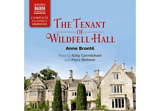 The Tenant Of Wildfell Hall - 16 CD - Hörbuch
