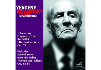 Lp - Mravinsky Ed.3 V.2-Nussknacker - (CD)