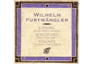 Wilhelm Furtwängler, W. Bp/furtwängler - Concerto grosso/Cellokonzert - (CD)