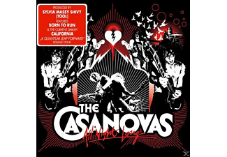 The Casanovas - All Night Long - (CD)