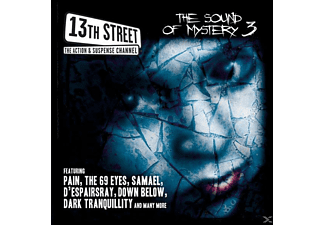VARIOUS - 13TH STREET - THE SOUND OF MYSTERY 3 - (CD)