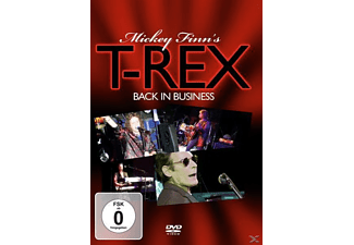 T. Rex - Back In Business - (DVD)