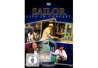 Sailor - Live In Concert - (DVD)