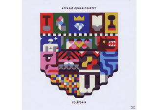 Apparat Organ Quartet - Polyfonia - (CD)