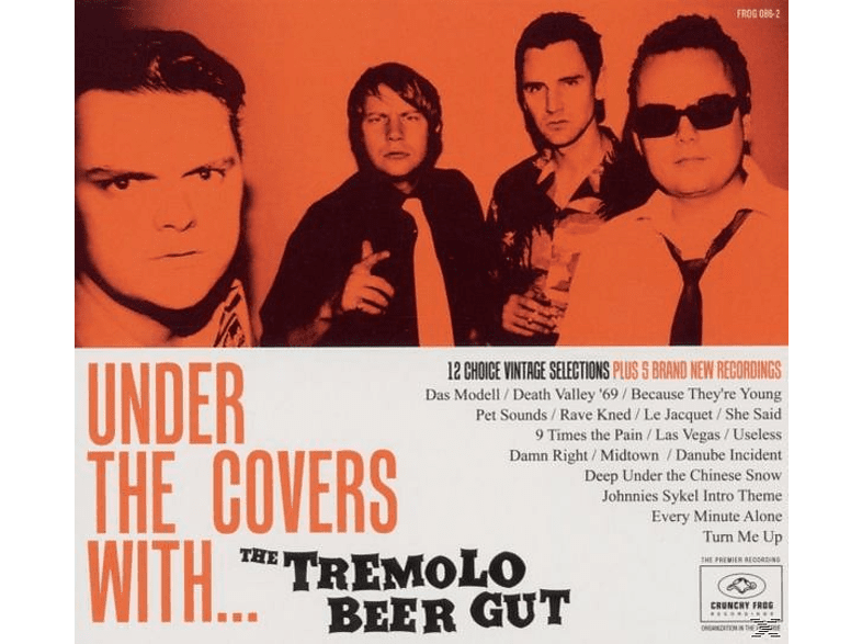 The Tremolo Beer Gut - Under The Covers With... [CD]